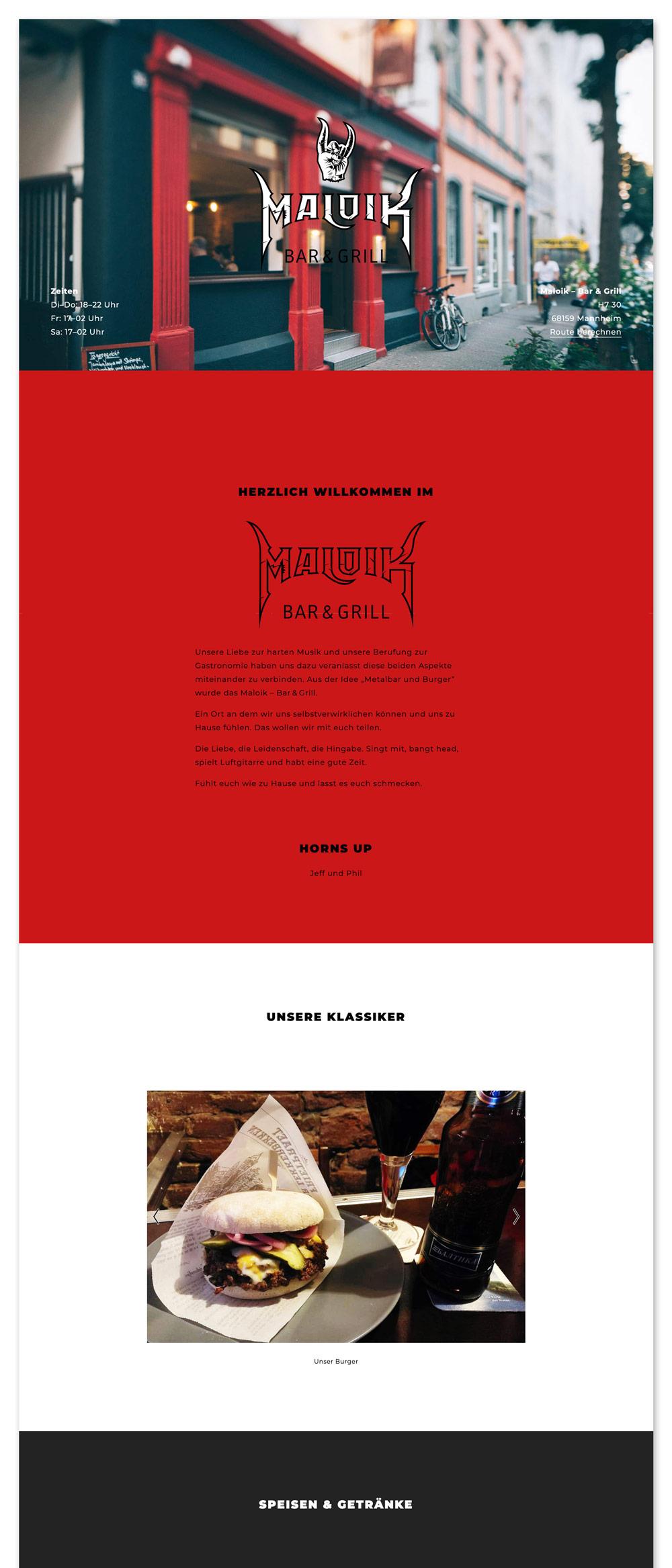 Patrick Molnar — Gestaltung Maloik